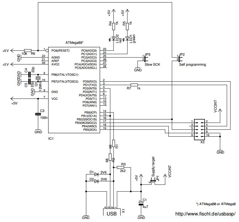 Monte um gravador usb para o avr dimenso by net e os screenhunter308 apr 11 1514 ccuart Choice Image